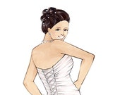 Jenn-Bridal Fashion Illustration