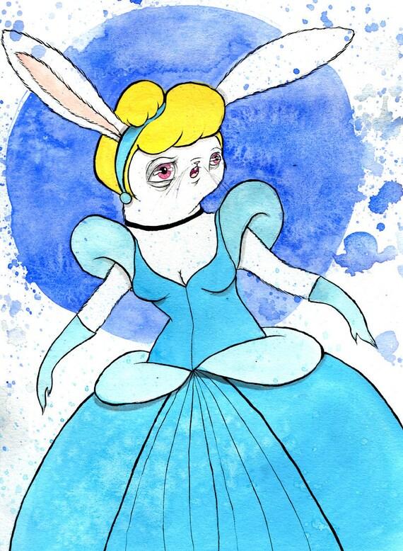 Cinderella Bunny