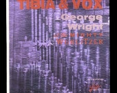 Organ Music Tibia and Vox - George Wright at the Mighty Chicago Paradise Theater Wurlitzer Organ, Vintage Vinyl Record Album 1965  LP