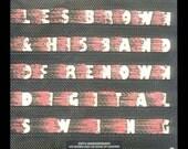 Les Brown and His Band of Renown - Digital Swing - Vintage Vinyl Record Album, Big Band Jazz, 1987 Fantasy LP