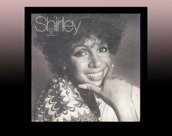 Shirley Bassey LP Record, Good, Bad, but Beautiful, Vintage Record Album , 1975 United Artists LP Vinyl