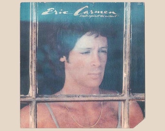 Eric Carmen, Boats Against the Current, Music from 1977,  Arista LP, Vintage Vinyl Record Album,