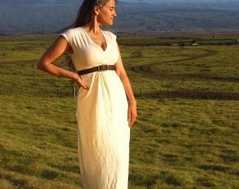 Organic maxi dress - Etsy