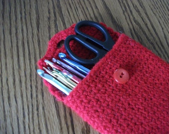 Crochet Hook Case, Made to Order