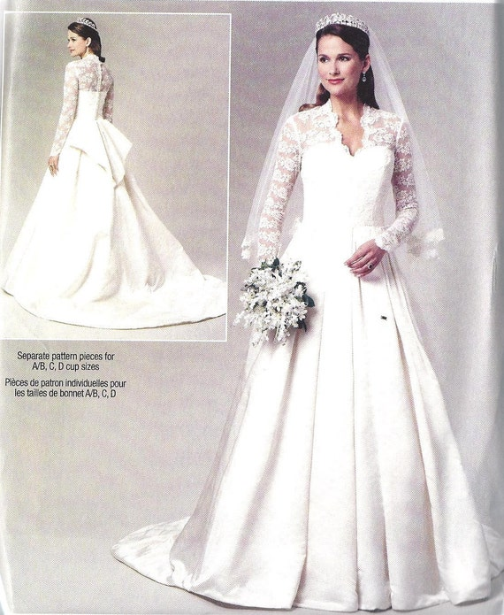 Kate Middleton Gown Wedding: Unavailable Listing On Etsy