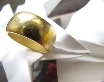 Yellow Gold Ring 14 k