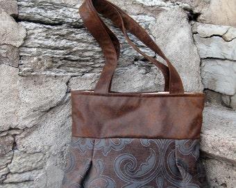 Handbag Purse Everyday Bag : Uppsala