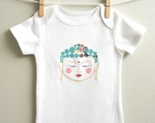Buddha baby clothes, buddha baby bodysuit sizes 3 months to 18 months