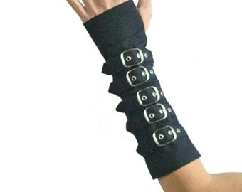 Arm warrior cotton gloves