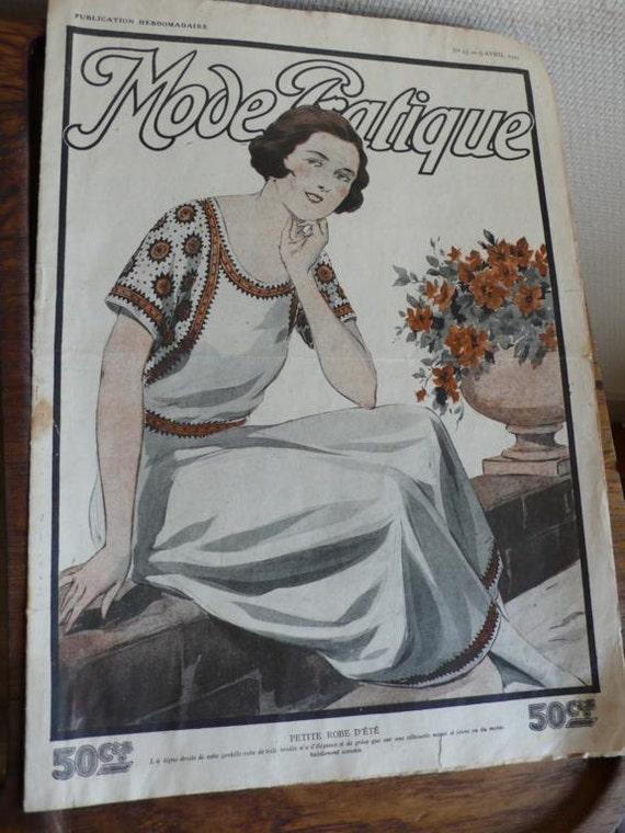 Vintage art deco magazine,1921, advertisements, paper ephemera, antique, fashion, art deco, twenties,black and white,