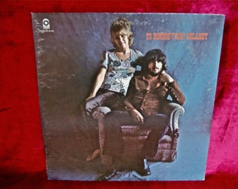 DELANEY and BONNIE & FRIENDS - To Bonnie From Delaney - 1970 Vintage Vinyl GATEfold Record Album