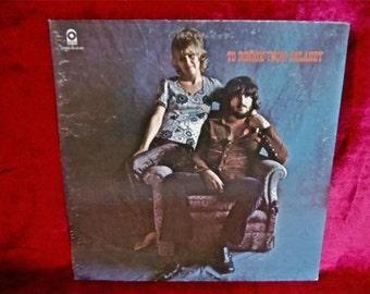 DELANEY and BONNIE & FRIENDS - To Bonnie From Delaney - 1970 Vintage Vinyl GATEfold Record Album