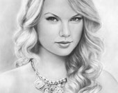 Premium Charcoal Portrait Drawing Sketch From Your Photograph 16X12 - Best Birthday / Anniversary /Wedding  Gift Idea