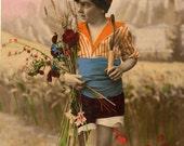 1914 Vintage Postcard, Photography, Paper Ephemera, Snapshot, Old Photos, Photo, Collectibles - 0009