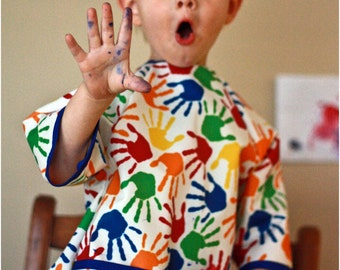 Art Smock: Children's Art Smock Pattern
