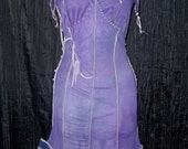 deadmoongrrrl dead doll fairytale zombie dress