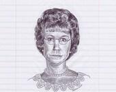 Thelma Harper Print