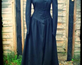 Victorian dress/coat CUSTOM MADE