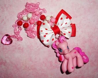 Valentine Pony Necklace - VALENSHY