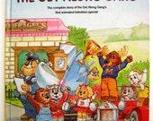 Get Along Gang Book - Vintage 1984 Childrens Book