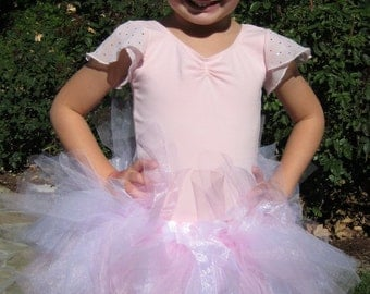 Pink and White Tutu - Girls, Toddlers, Infants Photo Prop