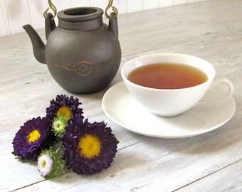 Solstice Spice Black Tea • 8 oz. Kraft Bag • Cinnamon, Orange, Cloves, Cardamom & Apple • Loose Leaf Tea