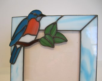 Bluebird Picture Frame