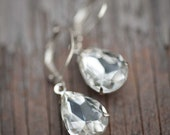 Bridal Jewelry Vintage Earrings Estate Style Wedding Jewelry Bridal Earrings