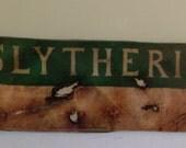 Made to Order Slytherin Banner Magnet
