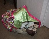 Infant Carrier Cover Blanket