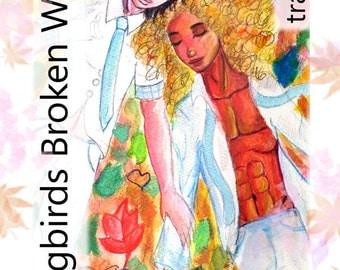 Broken Wings , boyslove Ebook