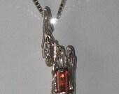Broomcast Andasine Sterling Silver Pendant, On SALE