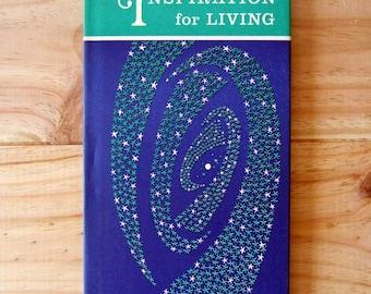 Inspiration for Living - Vintage 1970 Book