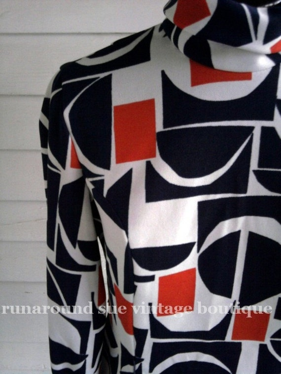 on sale : Vintage 1960s MOD Shirt