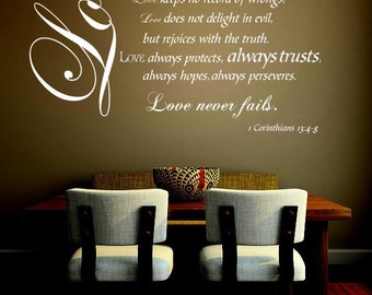 love is patient love is kind printable 1 corinthians 13:4