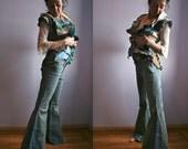 Free wrap around skirt pattern given