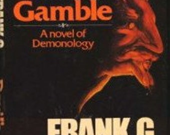 Devil's Gamble - by Frank G. Slaughter - A Novel of Demonology - Vintage 1977 Edition Hardcover
