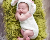 Lamb Hat Knitting Pattern - Lamb Costume Pattern - Baby Knitting Pattern - Easter Hat Knitting Pattern - Baby Lamb Costume - Baby Lamb Hat