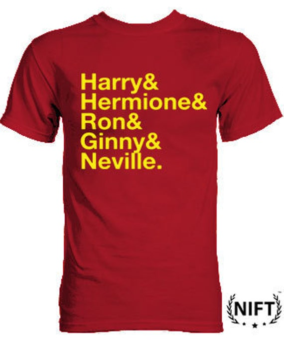 Harry Potter and Friends T-shirt