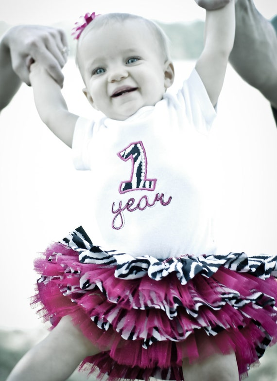 5 Layer Tutu Bloomers and Onesie