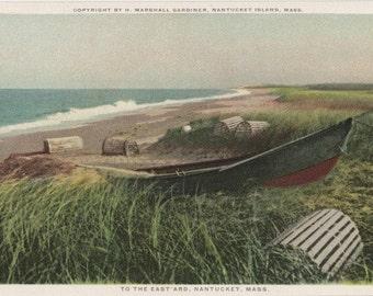 To the East'ard, Nantucket post card. Gardiner, PHOSTINT
