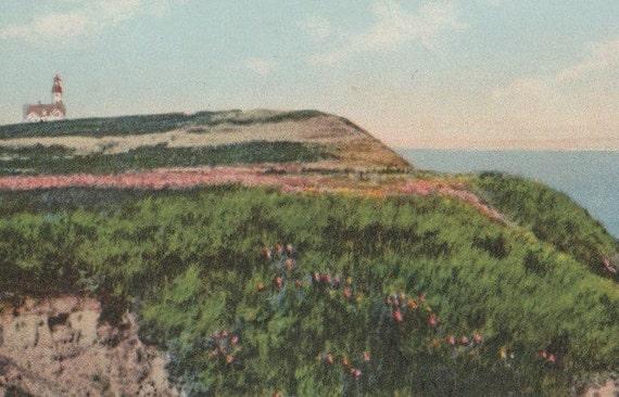 Sankaty Head, Nantucket. Gardiner postcard, PHOSTINT