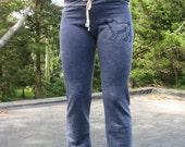 cute as a button Pug Sweat Pants, Cute Sweats, Size Large
