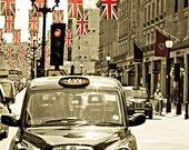 "London Photography, Travel Photography, large photography, London - ""London Town"""
