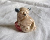 Bush Baby Figurine