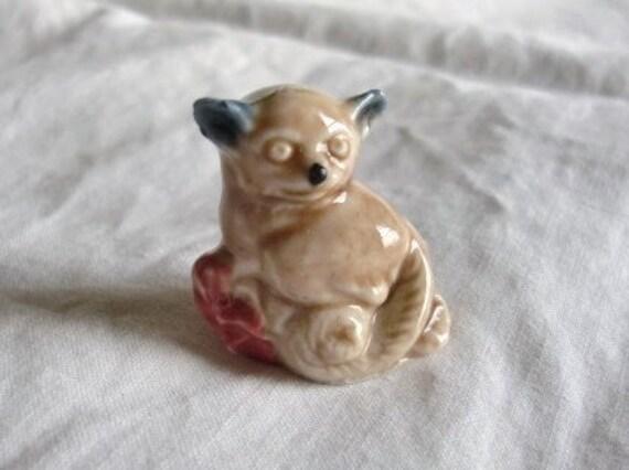 Bush Baby Figurine