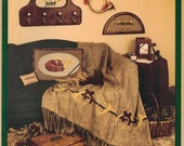 Cross Stitch Booklet Windsor Hunt 854 by Donna Gallagher Creative Needlearts Counted Cross Stitch