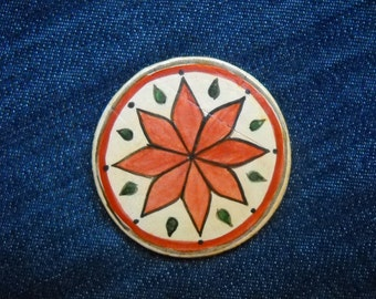 Romanian traditional motives,magnets, 10