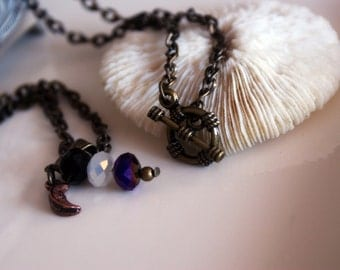 Twilight Pendant Necklace from LAYLA Collections