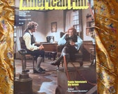 American Film 1975 Movies Motion Picture Robert Towne Dialogue, Dickens, Rock Films, Television As Dream, Hollywood
